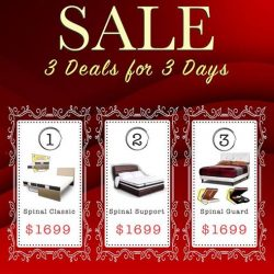 [Englander] We are having our TOP 3 DEALS SALE !