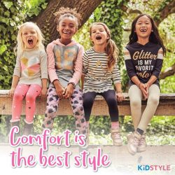 [KidStyleSg] Neither comfort nor style should be compromised when your kids are out having fun with their friends!