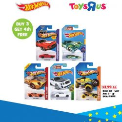 [Babies'R'Us] Get this special Hotwheels Diecast deal!
