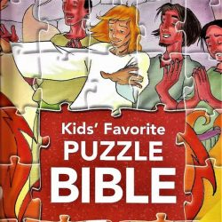 [MOUNT ZION CHRISTIAN BOOKS & GIFTS CENTRE] PUZZLE BIBLE SERIES: 4 beautiful board books each containing 6 puzzles of 30 pieces each for kids to assemble and
