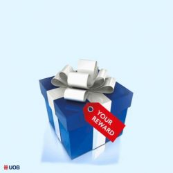 [UOB Bank] Be rewarded with up to S$1,000* cash credit to your UOB Credit Card for every successful property loan