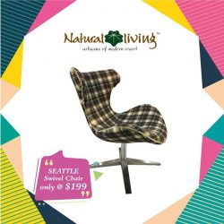 [Natural Living] We are having massive clearance on all our lounge chairs.