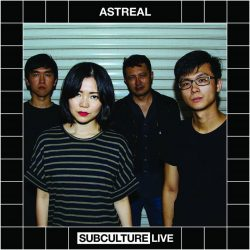 [Fred Perry] Catch homegrown shoegaze icons Astreal perform tracks off their latest album 'LIGHT' at Fred Perry Subculture Live on Fri 13