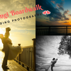 [LA BELLE] Looking to capture the beautiful sunset in your wedding photography but can't find any suitable location?