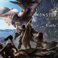 [Funco Gamez] Monster Hunter World Preorder available now ~!