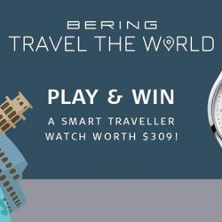 [BERING] Are you a savvy traveller?
