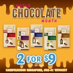 [Candylicious] We are still celebrating World Chocolate Month!