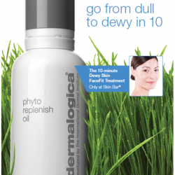 [AsterSpring Origin of Beauty] 10 min / $10 dperfect10SAVE THE DATE: 10 mins professional mini treatment by Dermalogica International Corporate Trainer for $10.