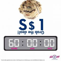 [Baskin Robbins] 60 hours left!