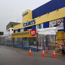 [Courts] Enjoy exclusive discounts up to 80% on Samsung TVs & Home Appliances as well as Dunlopillo Bedding!