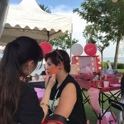 [Etude House Singapore] If you are here at The Color Run 2017, pop by ETUDE HOUSE's booth for a free face paint