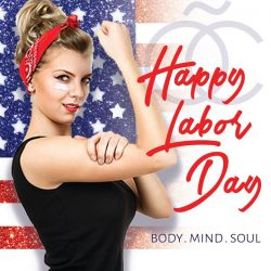 [OCEANE] Happy Labor Day!