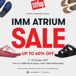 [FitFlop] MARK YOUR CALENDARS - The Largest FitFlop Sale is ON this October!