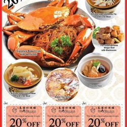 [Thai Village Restaurant] One more week to go until the end of our Sept 20% OFF Promotion!