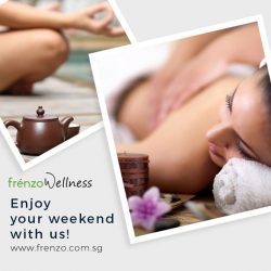 [Frenzo Spa & Wellness] Relax your body and soul with us in Frenzo.