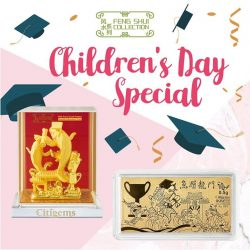 [CITIGEMS] Send a gift of love and encouragement to the children in your life this Children's Day!