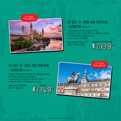 [ASA Holidays] Here's a chance for you to check 2 holiday destination off your bucket list!