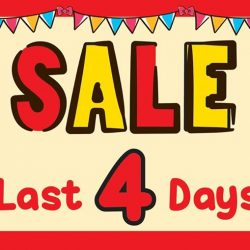 [Sanrio Gift Gate] Countdown to last 4 days for Sanrio Gift Gate's Annual biggest Sale!