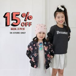 [Fox Fashion Singapore] It's our Mid-Season Sale, time to stock up on essentials for your little ones!