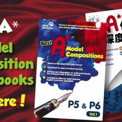 [Mind Stretcher Learning Centre] Become an A* Composition Writer by learning from the BEST!
