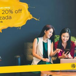 [Maybank ATM] Lazada's annual 9.