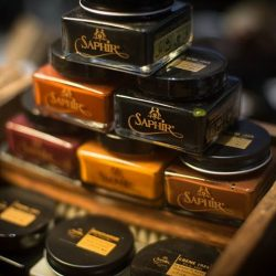 [Saphir] Your starter pack for soft, nourished leather!