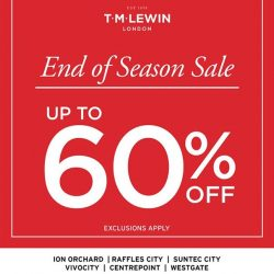 [T. M. Lewin] Don't miss out our End of Season Sale!