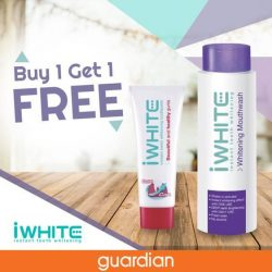 [Guardian] Smile with confidence when you use iWhite!