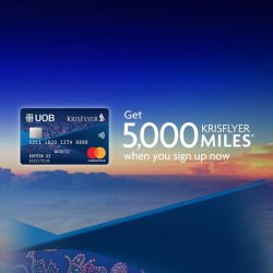 [UOB ATM] Funding your next holiday is easier when you choose to spend with KrisFlyer UOB Debit Card, and save in the