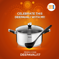 [M1] Cook up a feast for your loved ones this Deepavali!