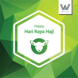 [W Optics] W Optics wishes all Muslim friends a Happy Hari Raya Haji and to everyone else an enjoyable long weekend ahead.
