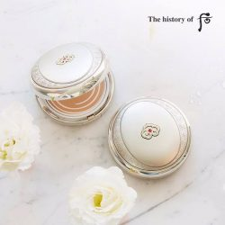 [The History of WHOO] Best face forward!