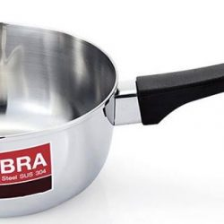 [Kitchen + Ware] Grab this Zebra stainless steel saucepan at only $9.