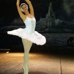 [Viva School of Music and Ballet] Welcome Ms Olga our new Ballet teacher.