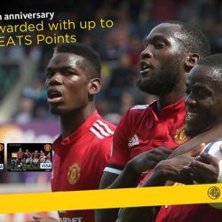 [Maybank ATM] This year we're rewarding our Cardmembers in a big way as part of our 5th year anniversary.