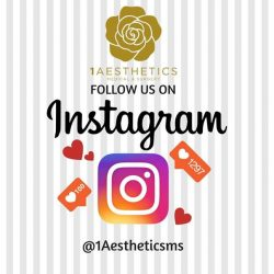 [1AESTHETICS, MEDICAL & SURGERY] Do follow us on Instagram for more updates & attractive promotions @1aestheticsms !