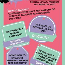 [Yankee Candle] We have a new loyalty program for Yankee Candle, enjoy these benefits when you join the membership from the 3rd