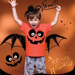 [Bossini Singapore] Our boo-tiful halloween collection for kids will be available at a launch offer at 20% off at selected bossini