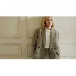 [Mango] On-duty dresscode with @ambervalletta Suit: Coming soon