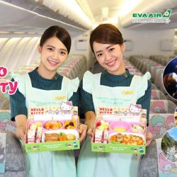 [WTS TRAVEL] Hop onto the Hello Kitty themed jet flights to Taiwan this December!