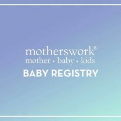 [motherswork] Did you know we offer Baby Registry services at Motherswork?