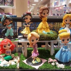 [Simply Toys] Princess Jasmine joins the Q Posket princesses this month.