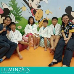 [Luminous Dental Clinic] Say hello to Zhan Yi, Zhan Ming, Corinne, Darius and Megan!