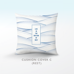 [ROCK GIFTS AND BOOK CENTRE] Get an exclusive scripture-inspired cushion cover + the Thoughts Booklet when you pre-order 2 books.