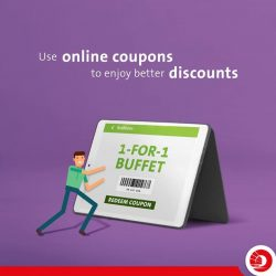[OCBC ATM] Here's a smart way to save a quick buck on most purchases.