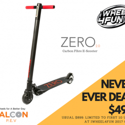 "[Falcon PEV] You won't want to miss this ""NEVER EVER DEAL"" at this Sat's iWheel 4 Fun PMD Carnival!"