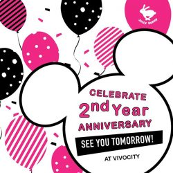 [Jelly Bunny] JELLY BUNNY Celebrate 2nd Year AnniversarySEE YOU TOMORROW AT STORE FOR SPECIAL PREMIUM!