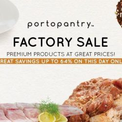 [Swissbake] Your all-time favourite Factory Sale is back next Saturday, 7 October 2017, 9:00am - 2:00pm!