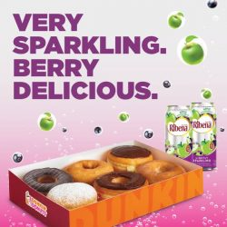 [Dunkin' Donuts Singapore] Just how delicious are this month's combo deals?