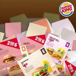 [Burger King Singapore] Reap savings with the coupons you sow.